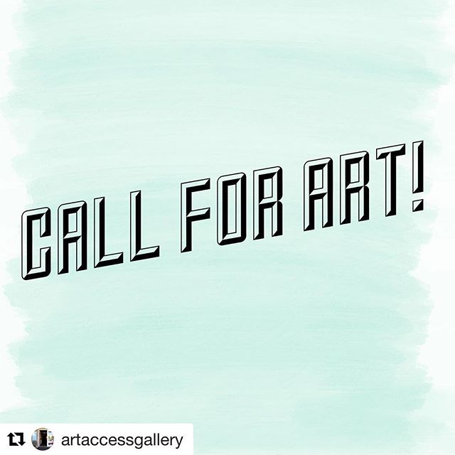 @artaccessgallery #utahartscene ・・・ We are still accepting submissions of original art by survivors for our Resilience show in June! Send in photos and a short proposal by April 27 to gallery@Accessart.org #callforentries #callforartists #callforsubmissions #resilience #artbysurvivors #artaccessgallery