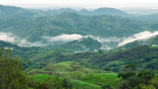 Yoga Mountains Nature San Ramon Costa Rica