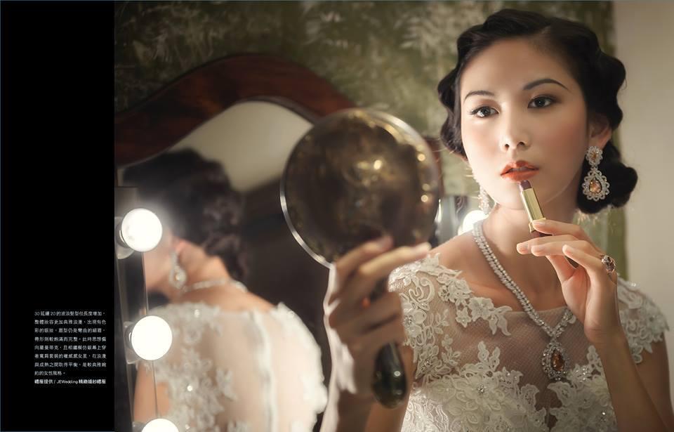 Make up-Eva Jiang Hair-Amy Lin