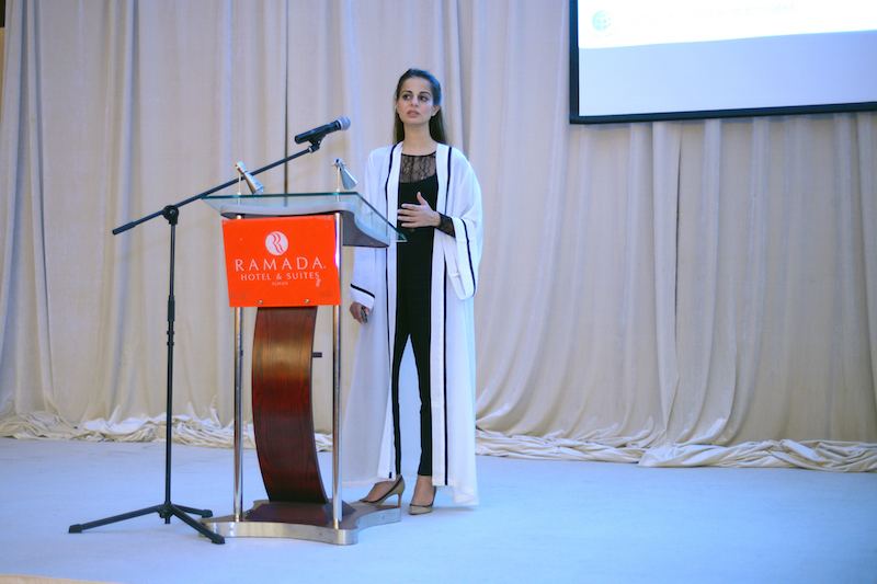 Ayla Bajwa - Founder of ampUz