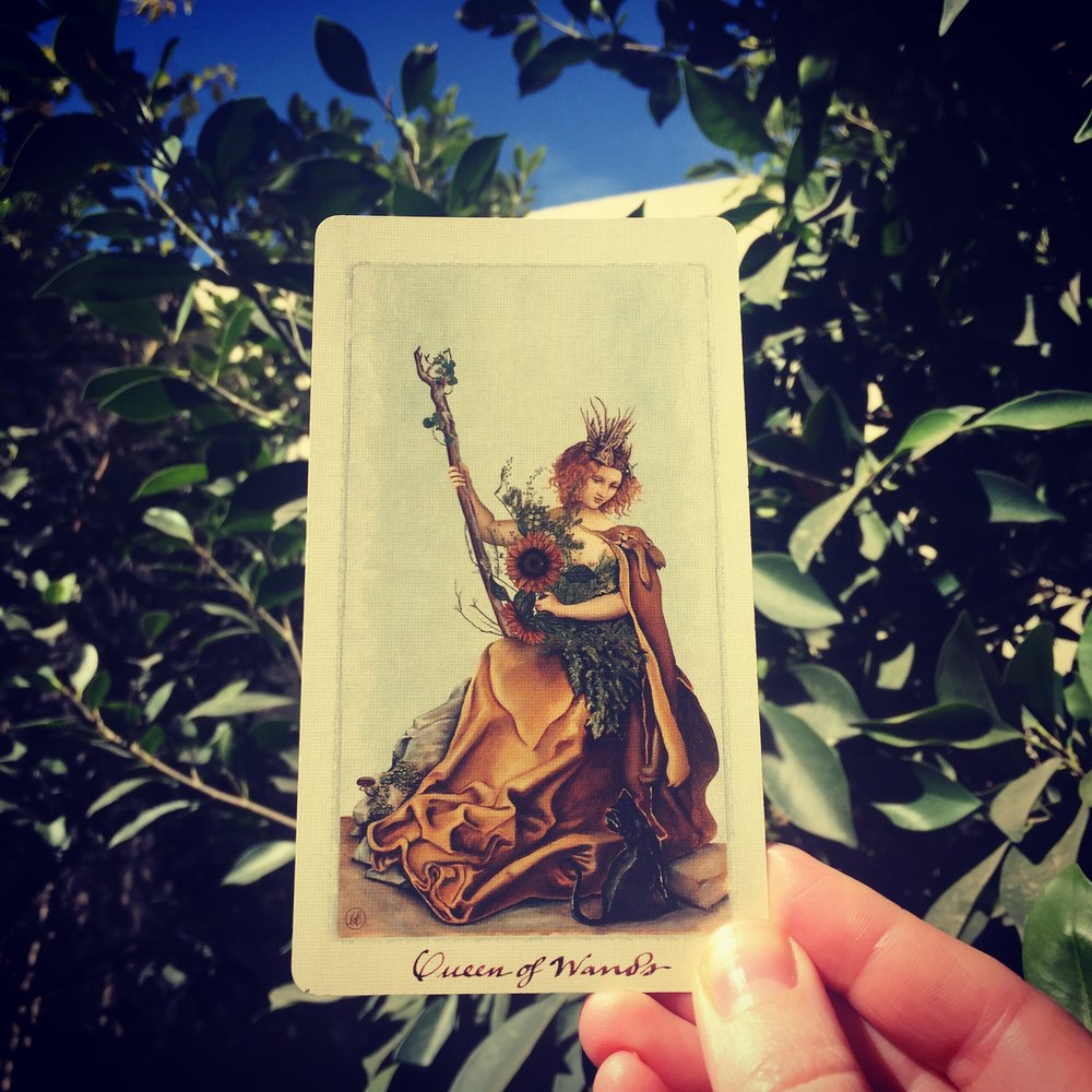 Card: Uusi's Pagan Otherworlds Deck