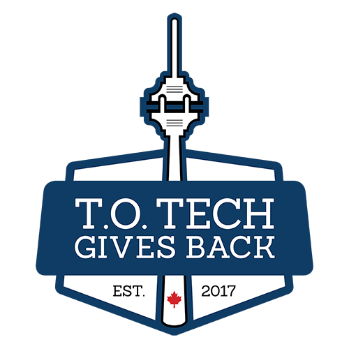 T.O. Tech Gives Back