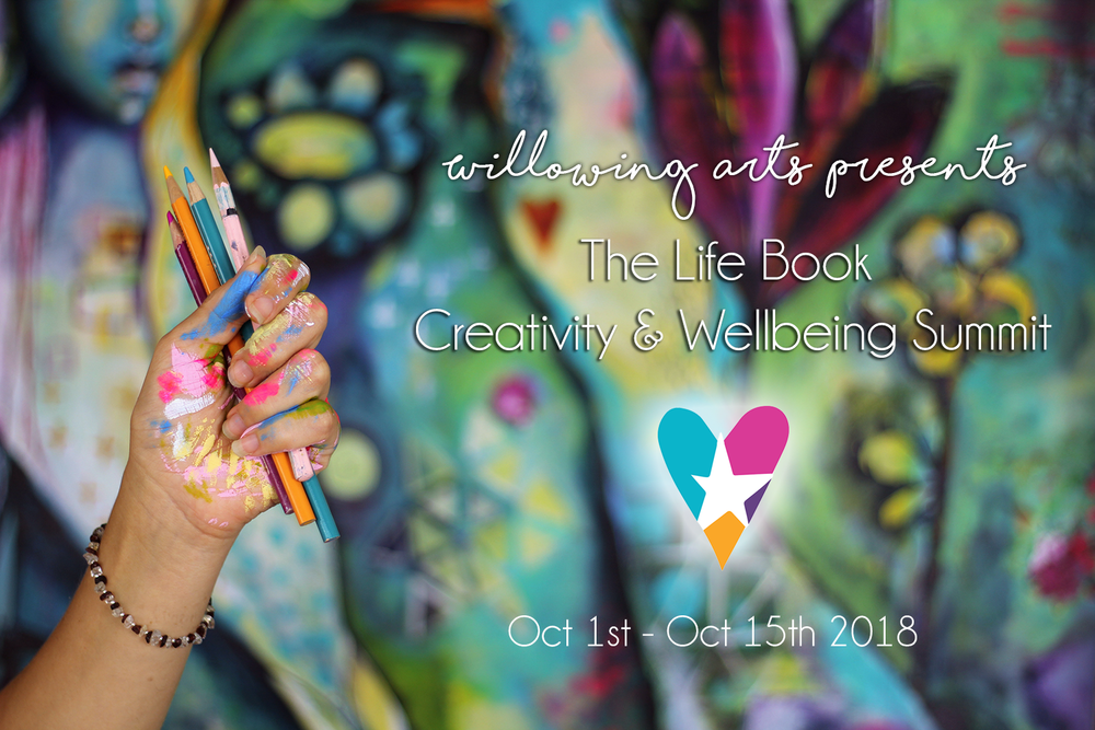 life book creativity and well being summit