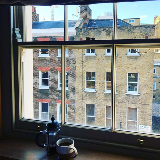 Morning views ✨ It's been my own little ritual to take my time every morning, thank my body for another day, and most importantly, be *excited* about what I'm about to do. And THIS morning is even more special...🎉 ————————— I am honored to be invited to speak at The Future of Media & Publishing this week in Holborn, London. Alongside industry thought leaders, I will be sharing my story in building a business from a book, along with key learnings and insights that just might change our perspective on how we build our brands and market our businesses. 🤓 ————————— Event put on by Bibblio, a media event platform, held @wework 138 Holborn, Waterhouse Square, London