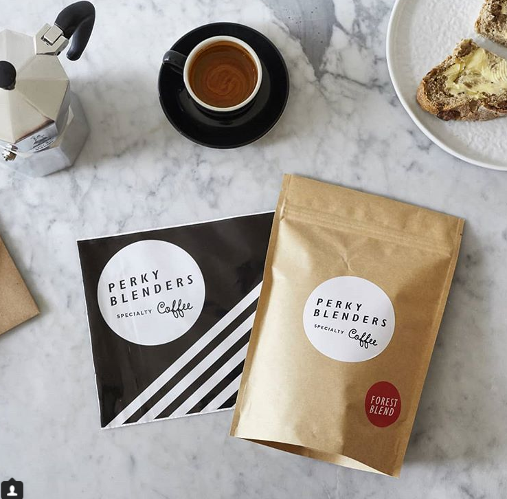 Give it your best shot: Perky Blenders Coffee