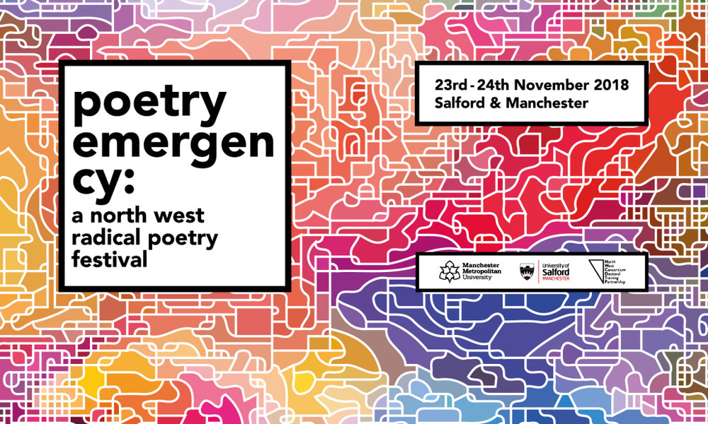 Sat 24 Nov 2018 - Engage your activist spirit this Saturday for a day of conversations and performances at Poetry Emergency, a north west radical poetry festival.Bringing together some of the most challenging and surprising poets and performers of the moment, it will address the big question of how mini-revolutions of language can snowball into communities of support and resistance.Explore the power of art and language and how poets and performers can agitate and inspire in these increasingly politicized times.Tickets from £6