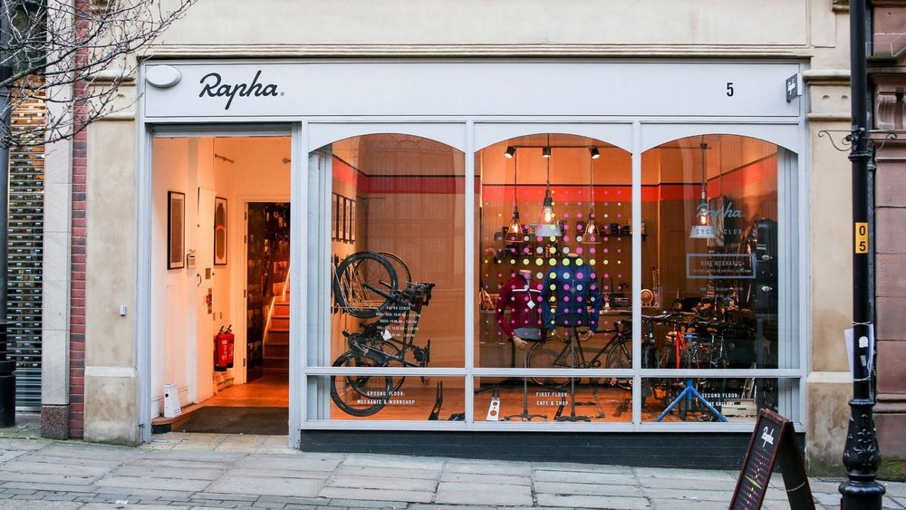 Wed 28 November 2018 - Join the folk from Rapha Manchester for a Wednesday lunch time Express Pilates Class, hosted by Dolores McGowan.Tucked away discreetly behind St Ann's Church and spread over 3 floors, the Rapha Clubhouse is a bike lovers paradise. Fit with a mechanics workshop, cafe and exhibition space, their events are just one aspect of this superb concept store.Building the core strength needed for cyclists and fitness enthusiasts, the class will last 45 minutes and costs just £5. Free coffee and mats included.No tickets required, just sign-up on Facebook