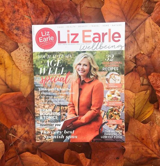 Emma is  Liz Earle Wellbeing's  Food & Travel Editor