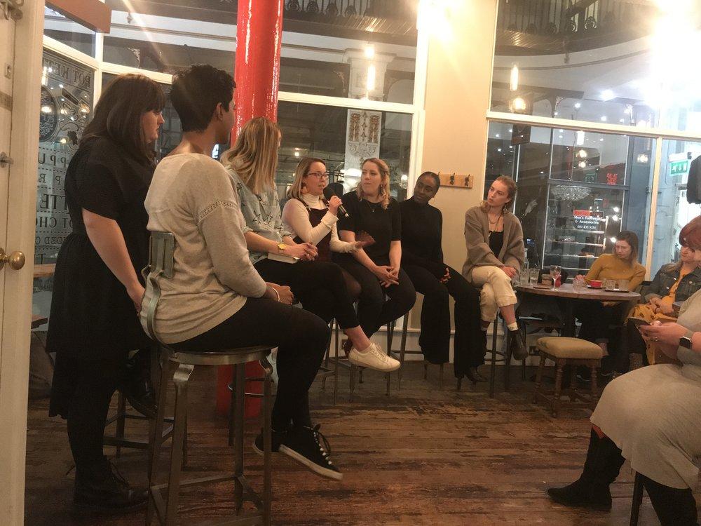 The Manchester Panel, Pot Kettle Black