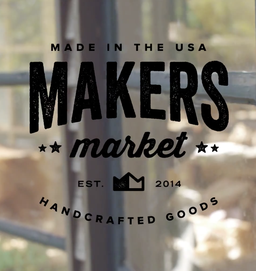Makers Market video <br> Spring 2016