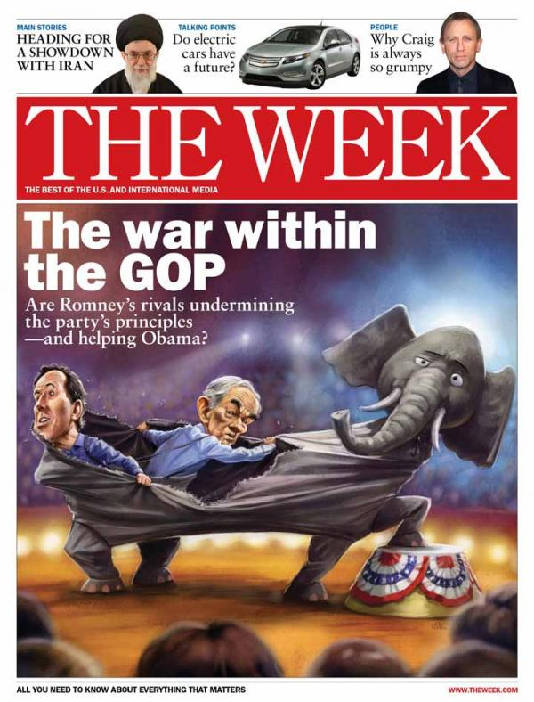 The Week<br>May 2010