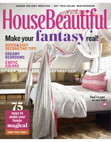 House Beautiful<br>Dec/Jan 2015