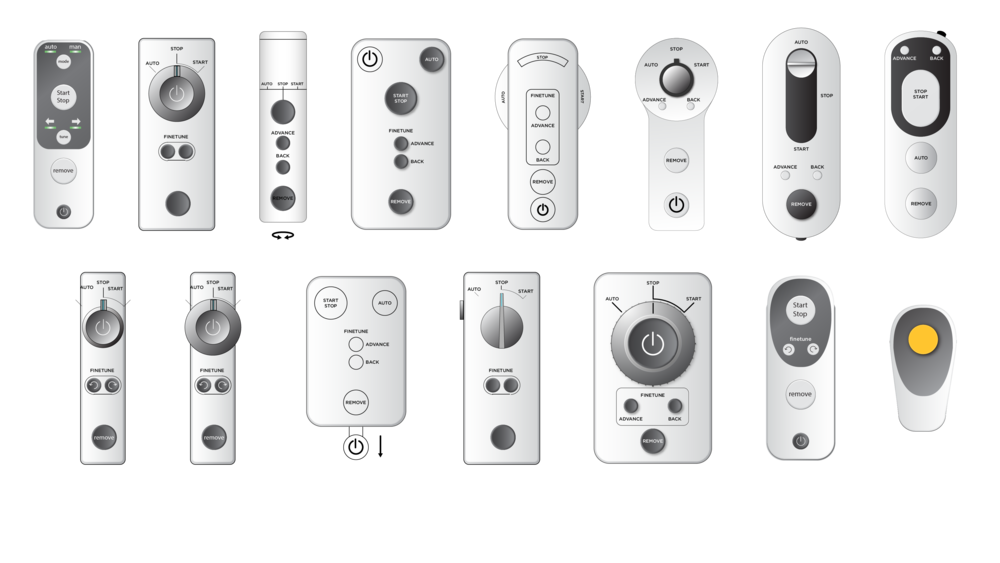 Initial Interface Concepts