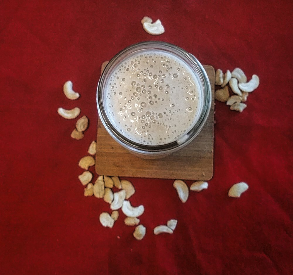 - Sweetened Condensed Cashew Milk (Paleo, Vegan)