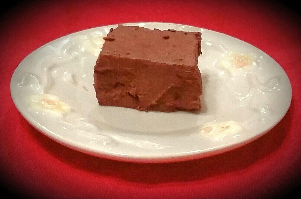 Food Processor Maple Chocolate Fudge (Vegan, Paleo, Raw) side view.jpeg