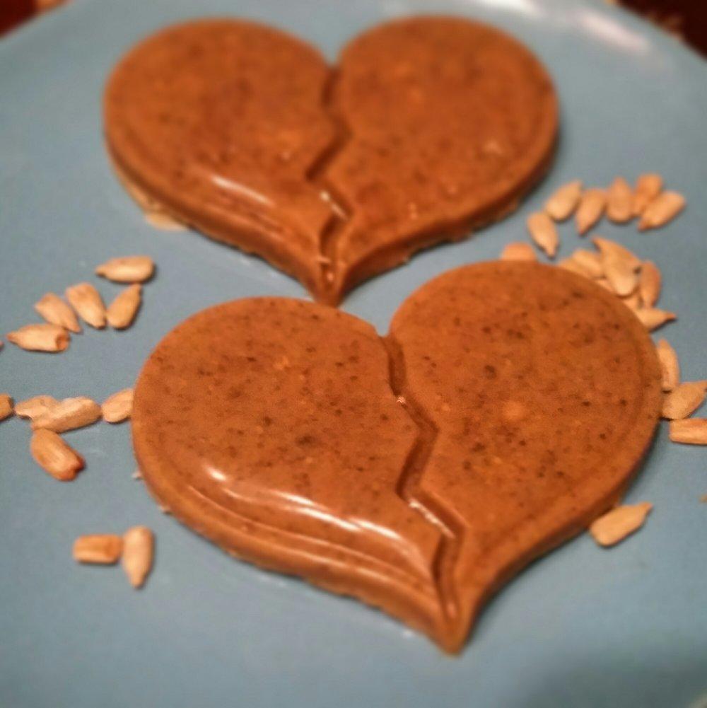 - White Chocolate SunFun Butter™ Fudge (Paleo, Vegan)