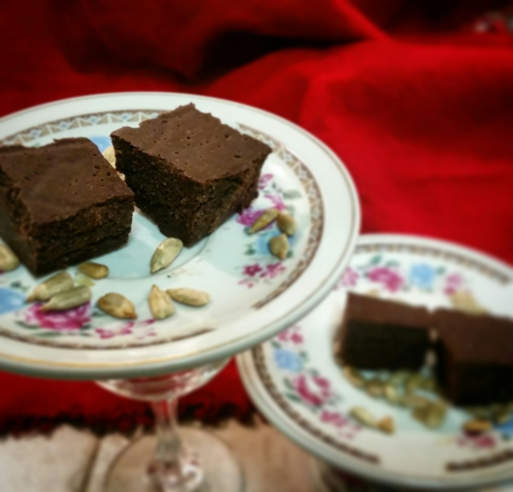 Cacao SunFun Butter™ Fudge squares