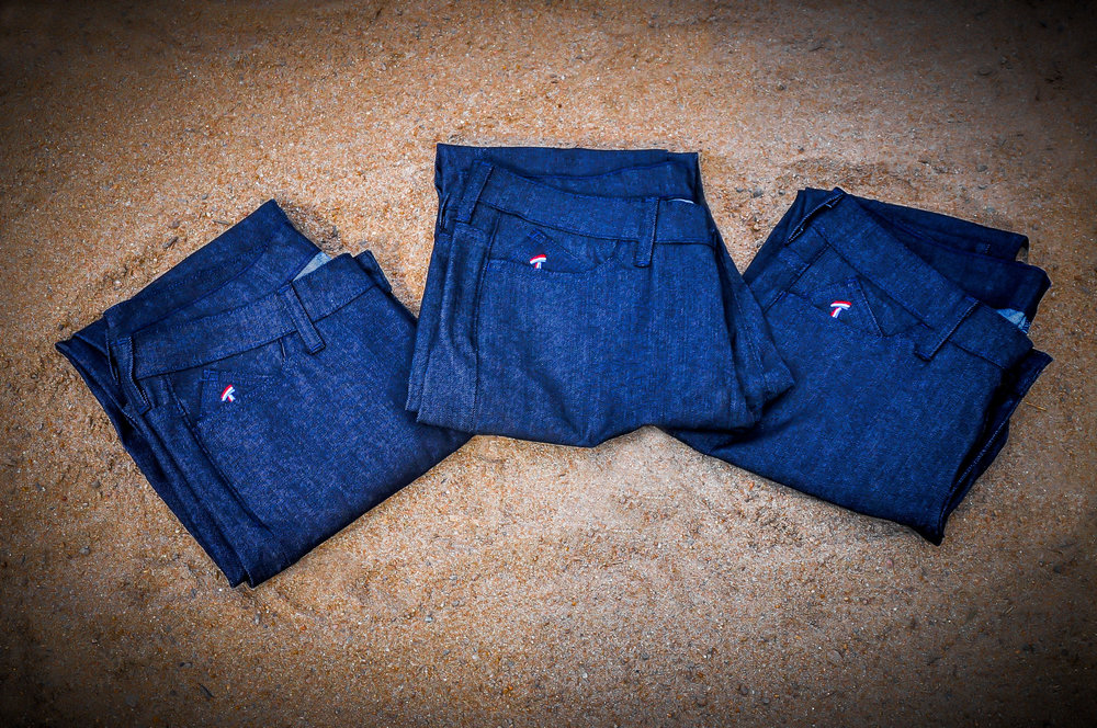 Tenacity denim jeans for women