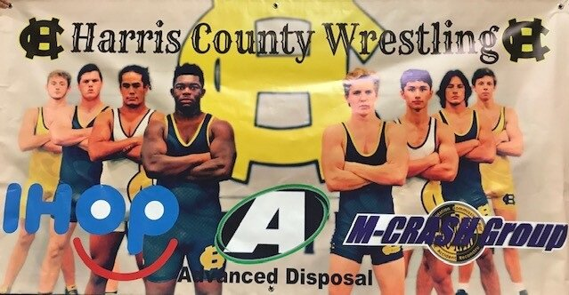 Harris County High School Wresting, Winter 2018