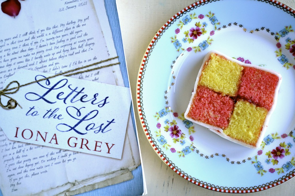 An interview with author of Letters to the Lost, Iona Grey
