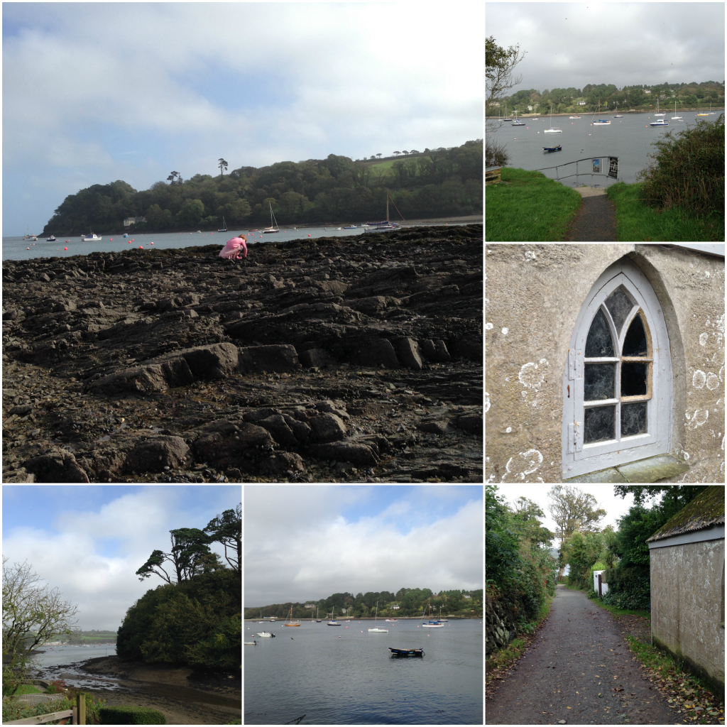 An Interview with Liz Fenwick about Helford in Cornwall