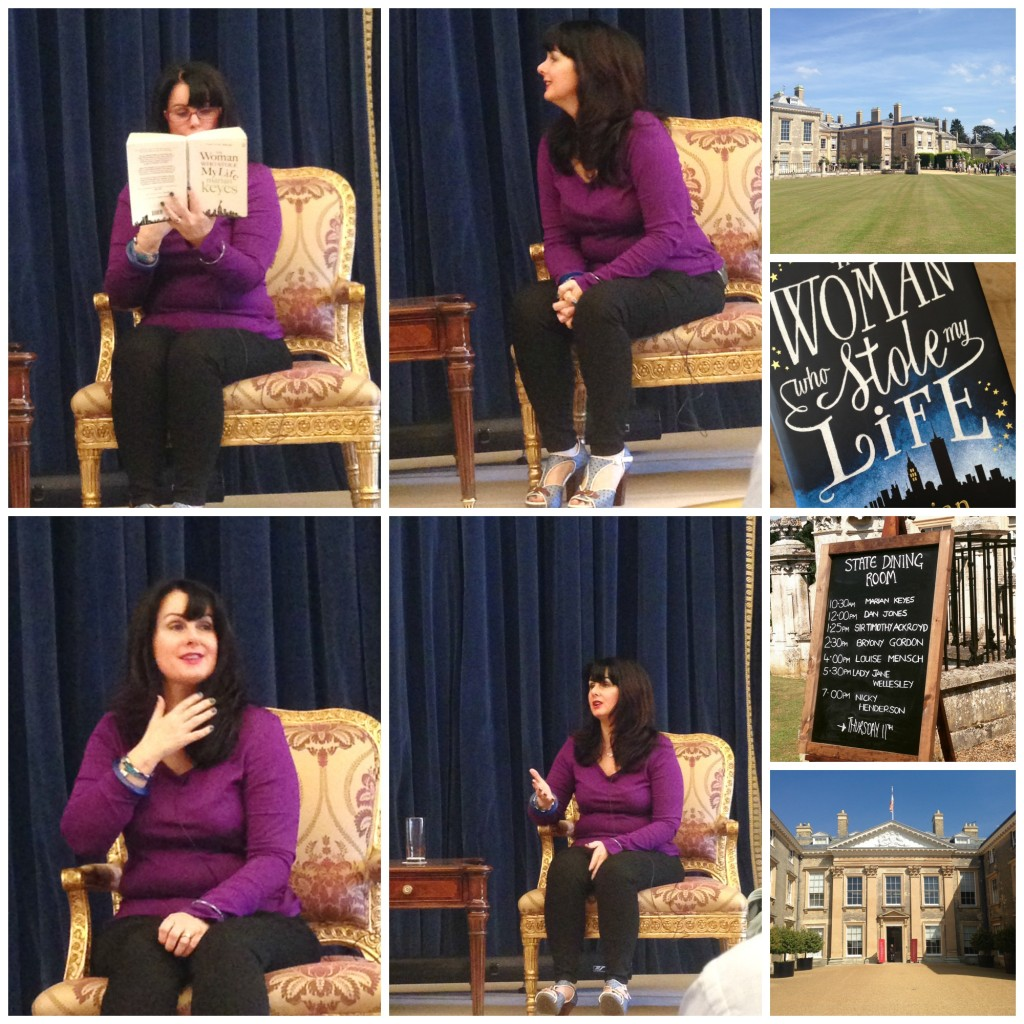 A reading with Marian Keyes