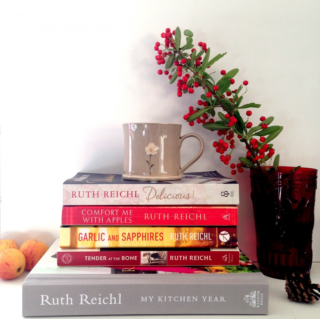 Ruth Reichl books