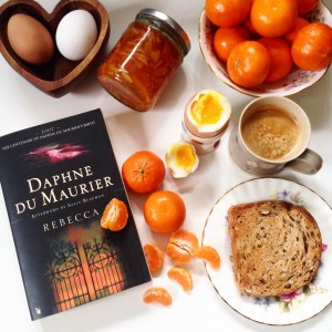 Mr de Winter Breakfast from Rebecca by Daphne du Maurier