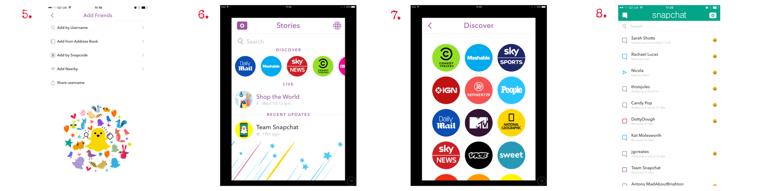 A Beginner's Guide to snapchat