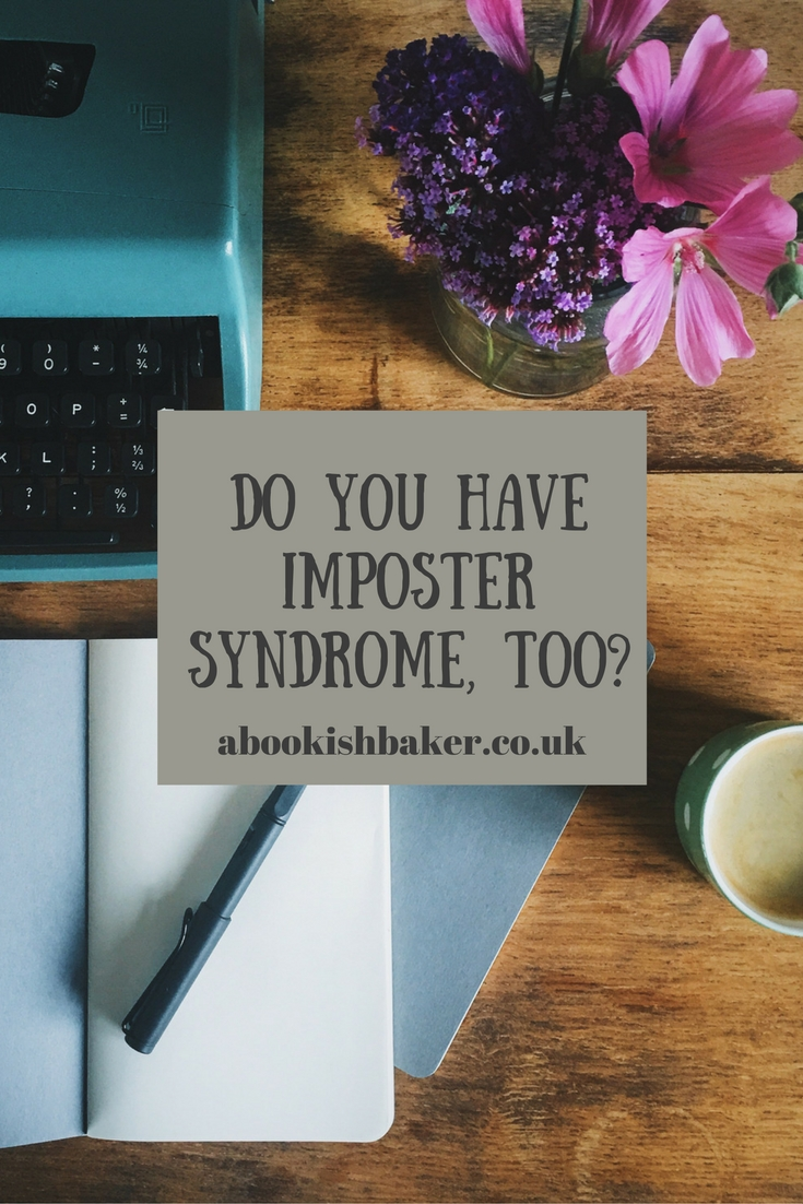 do you have imposter syndrome, too
