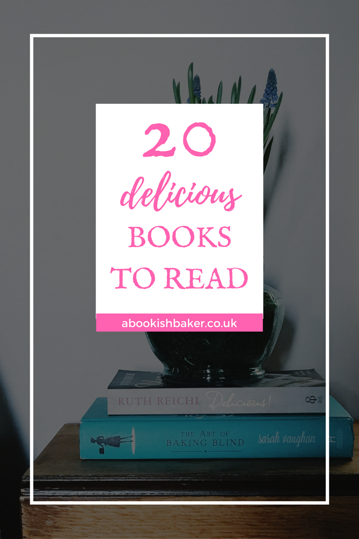 Do you love food in novels? Love memoirs with food at their core? Here are twenty books that have food in them.
