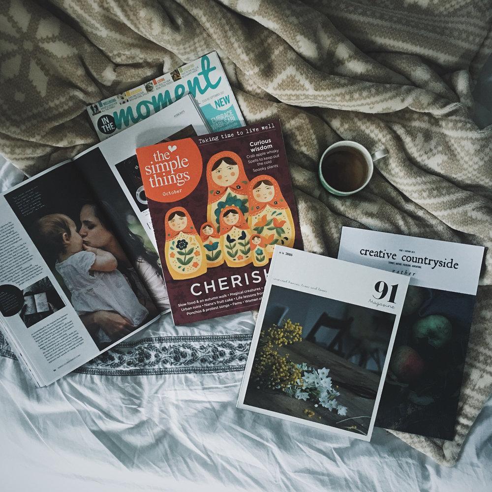 gorgeous niche magazines