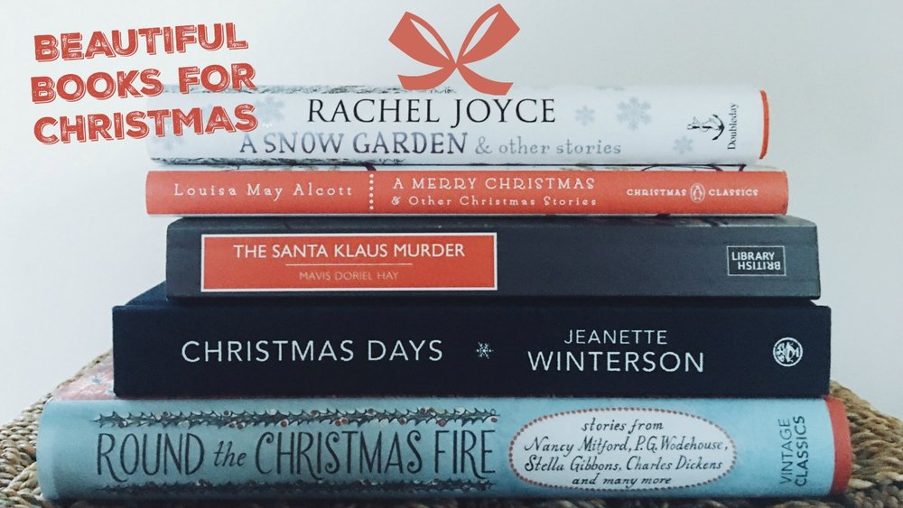 beautiful christmas books