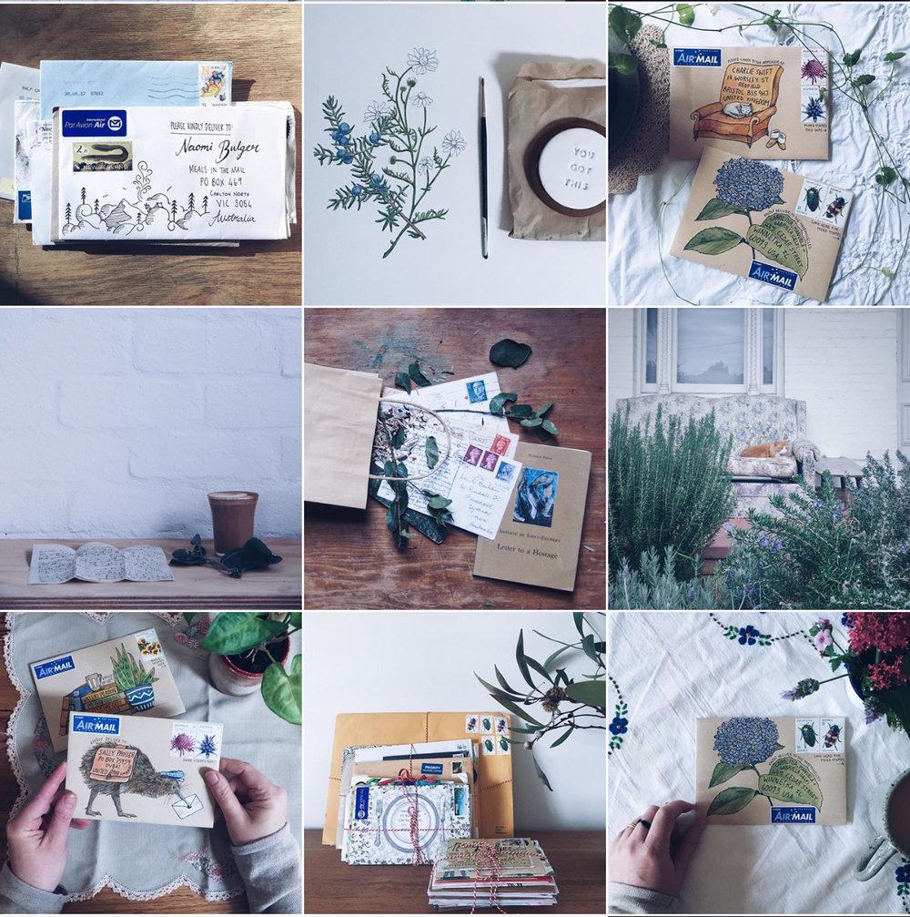 Naomi Bulger instagram