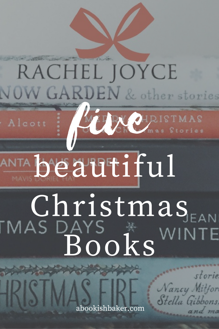 five beautiful christmas books