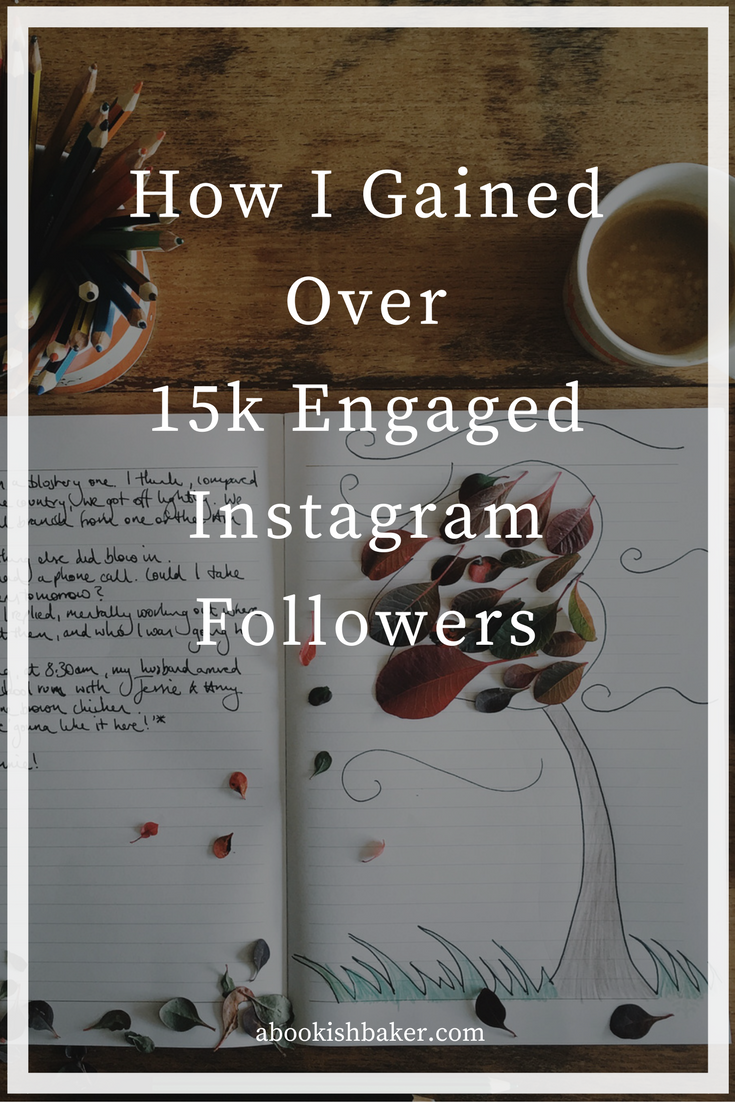 How I gained over 10k instagram followers
