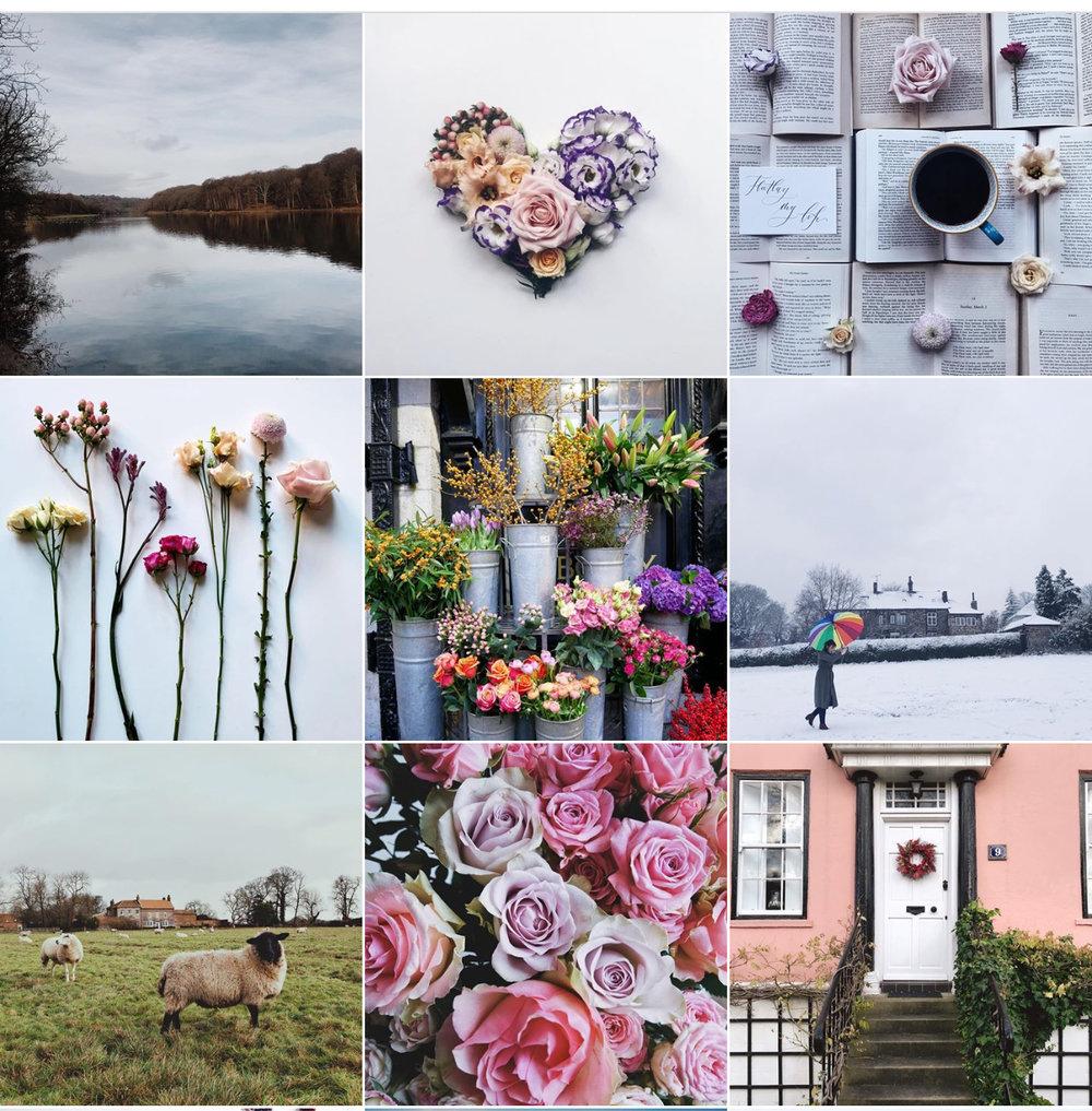 Jules' Instagram account today