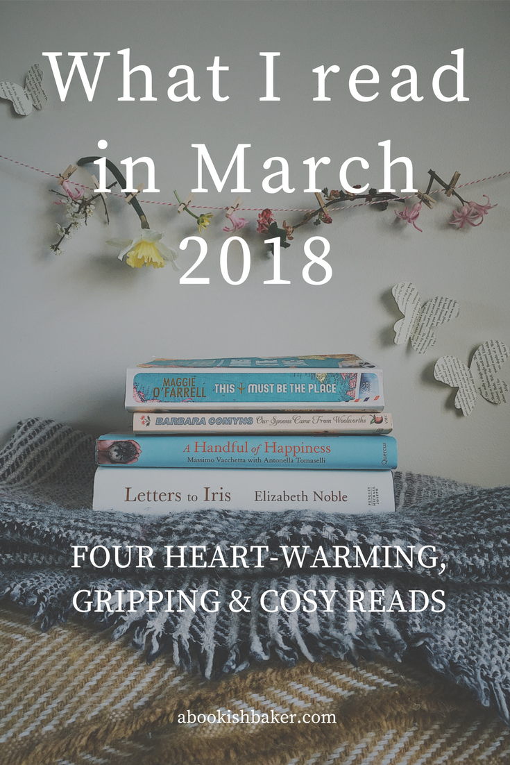 what I read in March 2018