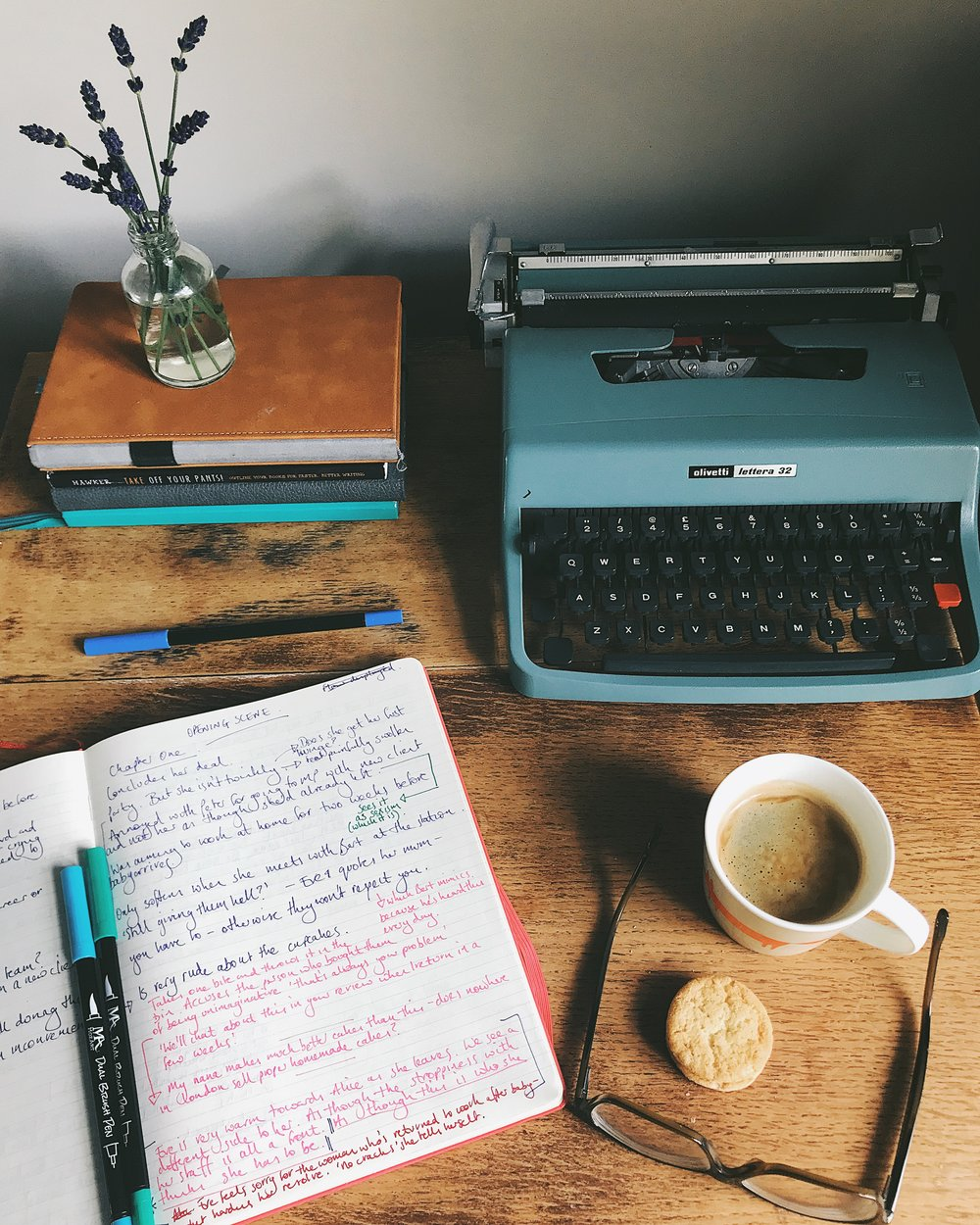 feeling vulnerable when sharing my fiction writing