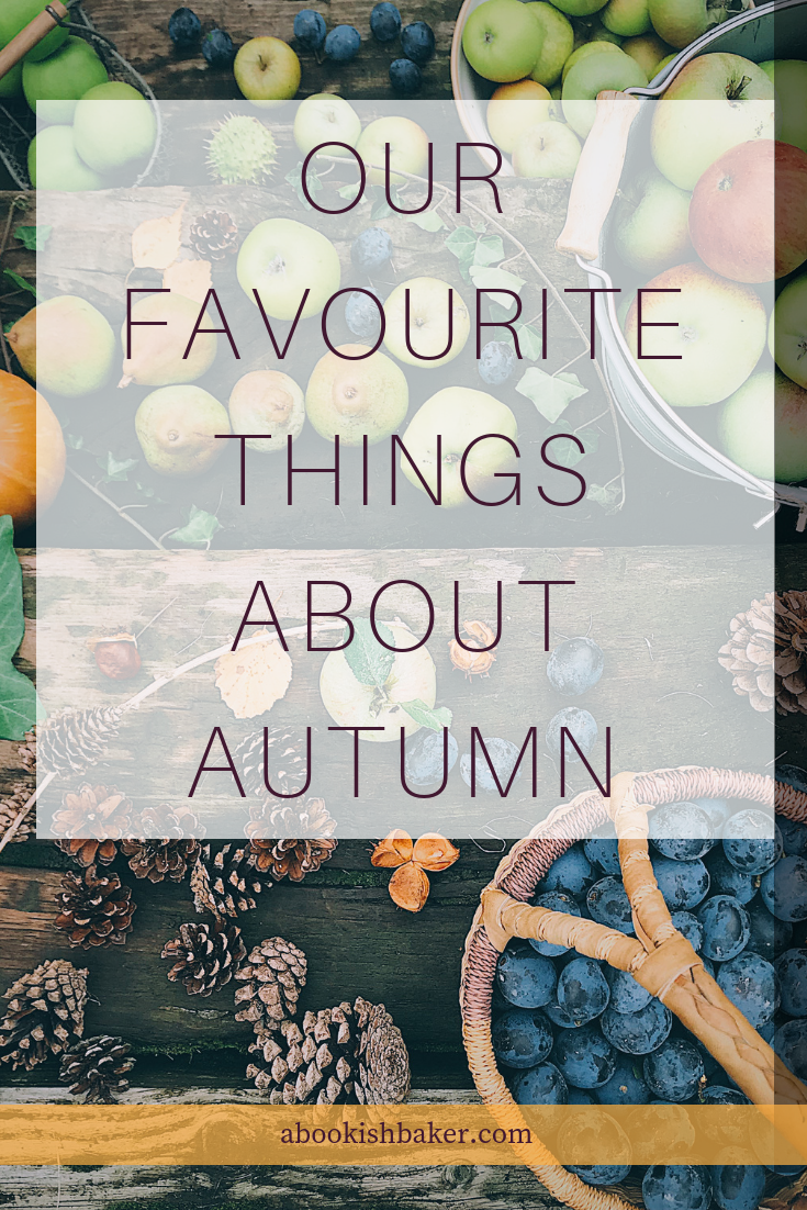 our favourite things about autumn