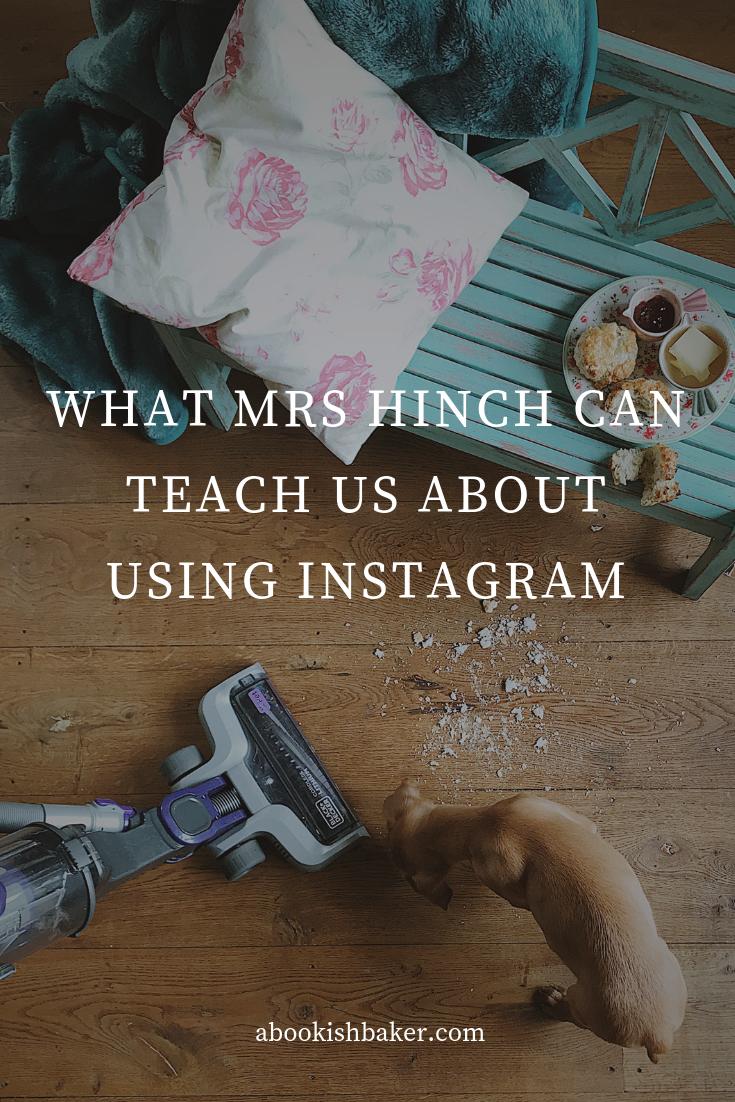What Mrs Hinch can teach us about using Instagram