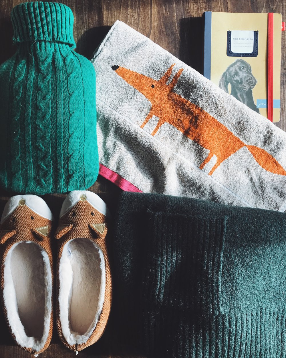 cosy autumnal purchases
