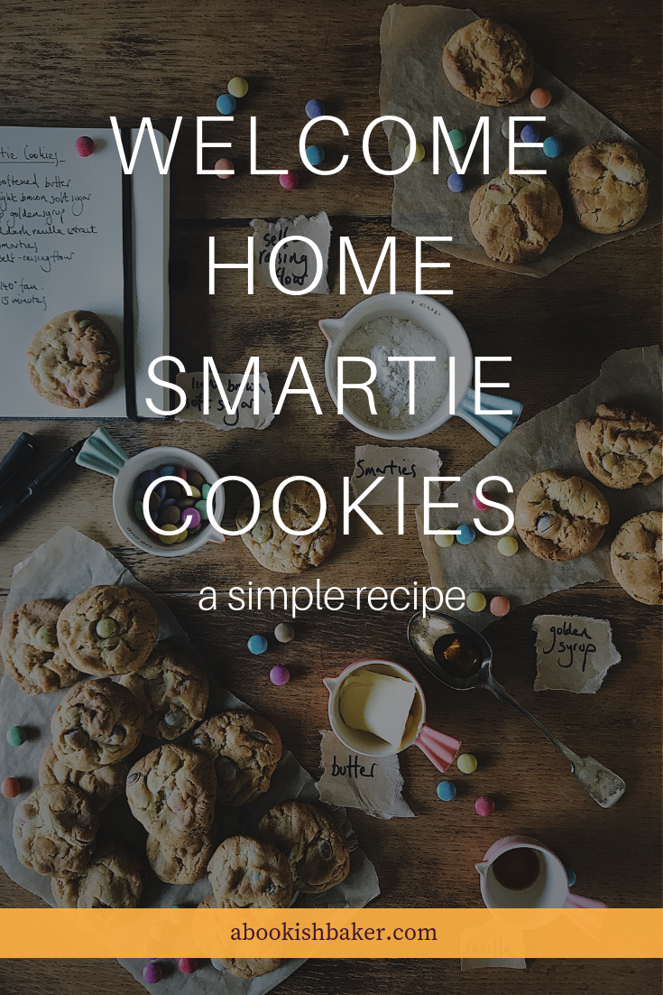 a cookie recipe with just a few ingredients. Hard on the outside, soft and chewy in the middle, these are perfect for children's parties or to get children to bake.
