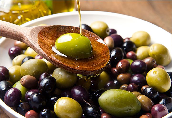 HAUTEFoodie Private Chef Catering Beverly Hills Greek Olives Olive Oil.jpg