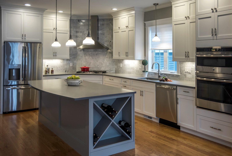 Elegant Townhouse — Watch City Kitchens