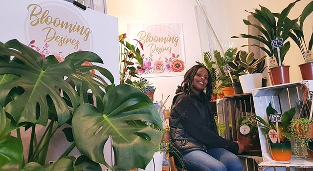 Blooming Desires have chosen Communitea Cafe to shelter from the storm and set up an adorable pop up shop in the space.  Join us for tea, leaves, and plant yourself at Communitea Cafe this weekend 🍵 🌵🌿 We'll see you there! 🌿🌵 #plants #flowers