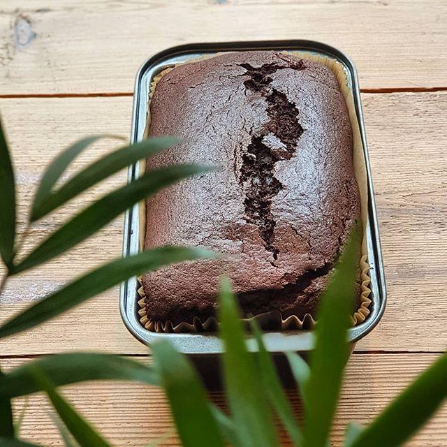 Today's big bake; Vegan chocolate and lychee cake 🍫🍥🍰🌼
