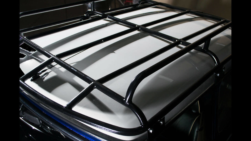 Classic-Mini-Cooper-Roof Rack-Rungs-Top-Voyager-Offroad.jpg
