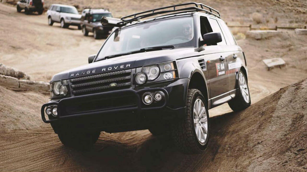 landrover ext accessories in fs blue dfc side suv features rover compact view loire land passenger vehicles options usa