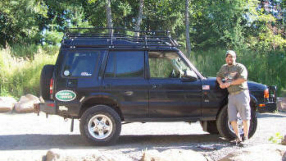 Land-Rover-Discovery-Series-I-roof-rack-rear-tire-carrier-off-road-Voyager-Offroad.jpg